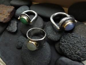 3 rings