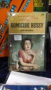 homocide hussy